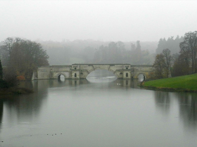 32.blenheim palace